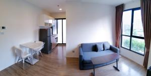 For RentCondoVipawadee, Don Mueang, Lak Si : Condo for rent at Episode Saphan Mai, 28 sqm., 4th floor, corner room, near BTS