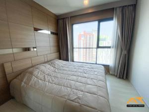 For SaleCondoOnnut, Udomsuk : For Sale Life Sukhumvit 48 - 1Bed , size 30 sq., Fully furnished