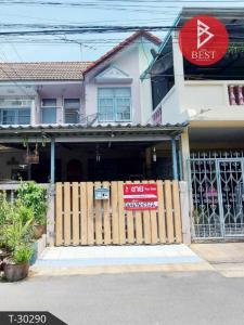 For SaleTownhouseBang Sue, Wong Sawang : 2 storey Townhouse for sale in Charoen village, Don Muang, Bangkok.