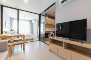 เช่าคอนโดลาดพร้าว เซ็นทรัลลาดพร้าว : ให้เช่า Life Ladprao 1 bed 35 sq.m เพียง 18k เท่านั้น 📍