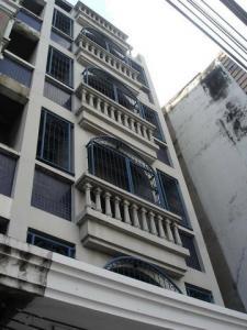 เช่าตึกแถว อาคารพาณิชย์รามคำแหง หัวหมาก : BS683ให้เช่าตึกแถว 5 ชั้นติดถนนรามคำแหง ใกล้แยกลำสาลี เหมาะหลายธุรกิจ