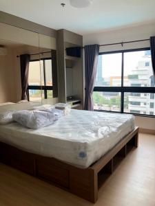 For SaleCondoThaphra, Wutthakat : Quick sell at a loss! New room, never lived, built in SB, the whole room, Supalai Loft Condo, Talat Phlu, Talat Phlu Station (Suparai Loft)