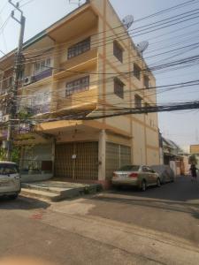 เช่าตึกแถว อาคารพาณิชย์ปิ่นเกล้า จรัญสนิทวงศ์ : ให้เช่าตึกแถวห้องมุมปากซอยจรัญ96/2