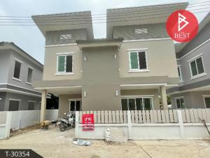 For SaleHouseChiang Mai : House for sale Ladamani Village 4, Don Chan, Saraphi, Chiang Mai