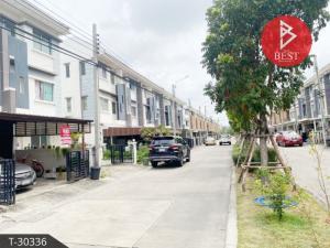 For SaleTownhouseSamrong, Samut Prakan : Sale Townhome Village Town Plus Thepharak (TownPlus Thepharak) Samut Prakan