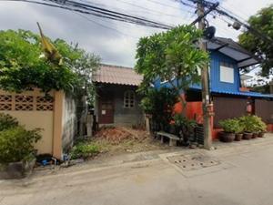 For SaleLandNawamin, Ramindra : >>> Selling cheap, land, good location, Soi Permsin 16, Khlong Thanon Sai Mai