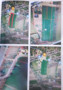 For SaleLandNakhon Pathom, Phutthamonthon, Salaya : Land for sale in the amount of 4 title deeds, Naraphirom Subdistrict, Bang Len District, Nakhon Pathom Province, 4.50 million baht per rai !!!!
