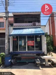 For SaleTownhouseSamrong, Samut Prakan : Townhouse for sale Kittinakhon Kheha Bangplee Village, Samut Prakan