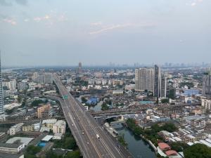 For SaleCondoOnnut, Udomsuk : Rent / sale: condominiums, 26 sq m, 39th floor, The Base Park West, Sukhumvit 77