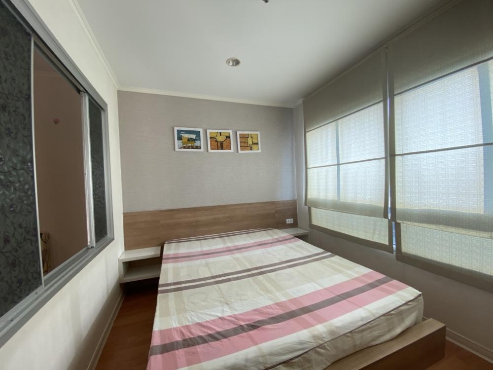 For RentCondoRamkhamhaeng, Hua Mak : Lumpini Ville Ramkhamhaeng 44 built-in 31 sqm, 18th floor, building A