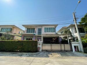 For SaleHouseBang kae, Phetkasem : House for sale Life Bangkok Boulevard Ratchaphruek-Charan.