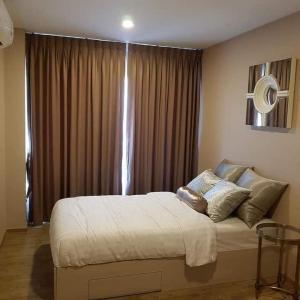 For RentCondoKasetsart, Ratchayothin : For rent Notting Hill Phahol Kaset, near bts Bang Bua, beautiful room.