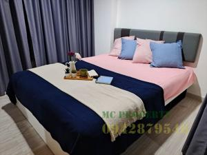 For RentCondoChaengwatana, Muangthong : Condo fully furnished for rent ** Aspire Ngamwongwan** - 29 sqm., 7th floor.