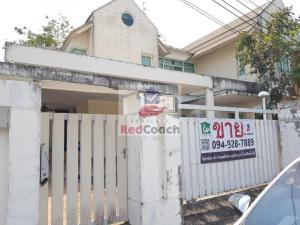 For SaleHouseNawamin, Ramindra : House for sale Panya Ramintra Village (Opposite the entrance of Panya Ramindra Golf Course)