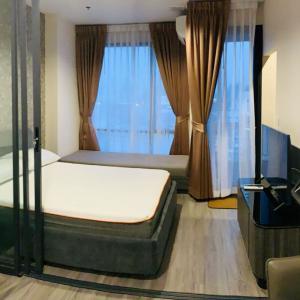 For RentCondoRatchathewi,Phayathai : Luxury condo for rent, IDEO Mobi, Soi Rang Nam, near BTS monuments