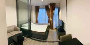 For RentCondoRatchathewi,Phayathai : Condo near the monument, good price, very new, never rented