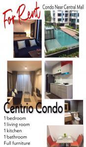 เช่าคอนโดภูเก็ต ป่าตอง : Centrio Phuket > 1 Bedroom 31sqm > Fully Furnished 6,500/Month <