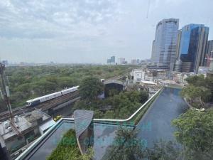 ขายคอนโดสะพานควาย จตุจักร : 🔥ขายขาดทุนด่วน! 1 ห้องนอน 35 ตรม เดอะ ไลน์ จตุจักร ทิศเหนือ วิวสวนและวิวสระเต็มๆ!! 🔥 เพียง 5.599 ล้าน!!