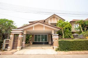 ขายบ้านเชียงใหม่ : ขายบ้านเชียงใหม่ โครงการเอธีน่า กุลพันธ์ วิลล์ 14 (Property ID : LDN088)