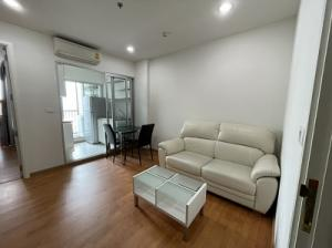 For RentCondoThaphra, Wutthakat : President Sathorn Ratchaphruek Condo for rent, beautiful room, well decorated, in phase 2, located at BTS Bang Wa station.