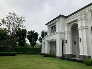 ขายบ้านพัฒนาการ ศรีนครินทร์ : บ้านแสนสิริพัฒนาการ แปลงสวย 154 ล้าน ที่ดิน 232 ตรว