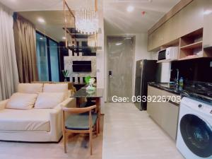 For RentCondoAri,Anusaowaree : The most beautiful decoration! Newest! Friendly price during covids. Condo Ideo Q Victory 1bed, largest 23,000, complete electrical appliances. You can make an appointment to see the actual room every day.
