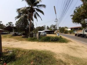 ขายที่ดินอุบลราชธานี : ขายที่ดินบ้านทุ่งขุนน้อย ตำบลแจระแม อำเภอเมืองอุบลราชธานี เนื้อที่ 2 งาน 36.5 ตารางวา