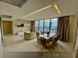 For RentCondoSathorn, Narathiwat : The Bangkok Sathorn - Beautifully Furnished / 2 Bedrooms / 119.47 Sqm / Ready To Move In
