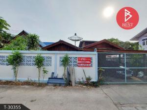 For SaleHouseSamut Songkhram : Urgent sale, detached house, 53 square meters, Bang Ja Kreng, Samut Songkhram