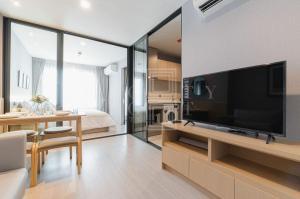 For RentCondoLadprao, Central Ladprao : For Rent Life Ladprao (35.53 sqm.)