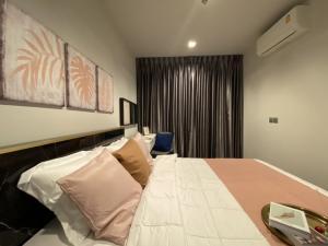 เช่าคอนโดพระราม 9 เพชรบุรีตัดใหม่ : 🔥ว่างให้เช่า🔥 Life Asoke Rama9 2นอน 2น้ำ ขนาด 60 ตรม.  ห้องใหม่ ชั้นสูง เครื่องใช้ไฟฟ้าครบพร้อมอยู่ 095-249-7892