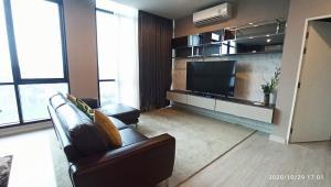 เช่าคอนโดสุขุมวิท อโศก ทองหล่อ : Condo Movenpick Residences Ekkamai ใกล้ BTS เอกมัย 116 ตร.ม 3 ห้องนอน 3 ห้องน้ำ ชั้น26 ตกแต่งครบ