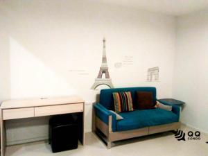 For RentCondoRama9, RCA, Petchaburi : For Rent Aspire Rama 9   1Bed , size 39 sq.m., Beautiful room, fully furnished.