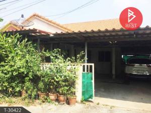 For SaleHouseAyutthaya : Cheap single house for sale, Manit Living Home 1, Bang Pa-in, Phra Nakhon Si Ayutthaya