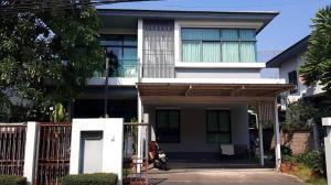 For SaleHouseBang Sue, Wong Sawang : 2 storey detached house for sale, 60 square meters, Setthasiri village, Chaengwattana - Prachachuen.