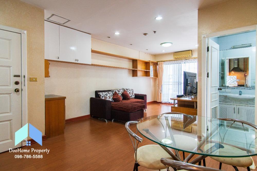 For RentCondoRatchathewi,Phayathai : For rent, Grand Diamond Condo Pratunam, next to Platinum Mall, 21st floor, size 62 sqm.