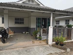 For SaleHouseChiang Mai, Chiang Rai : House for sale in an area of 40 square meters, new khiang mai