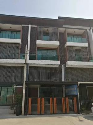 For RentTownhouseRama 2, Bang Khun Thian : Townhome for rent, Anintown, Tien Talay 7.