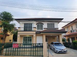 For SaleHouseRangsit, Patumtani : House for sale Chaiyapruek Village Khlong 4