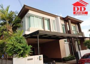 For RentHousePinklao, Charansanitwong : 2-storey detached house, Casa Legend Ratchaphruek-Pinklao, rent 70,000: month