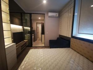 For RentCondoKasetsart, Ratchayothin : ✅ For rent, KnightsBridge Kaset Society, near BTS, size 24 sq m, fully furnished and electric appliances ✅