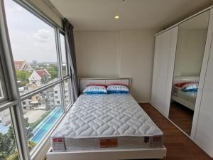 For RentCondoKasetsart, Ratchayothin : ✅ For rent, The Selected Kaset - Ngamwongwan, size 30.50 sq.m., fully furnished and electric appliances ✅