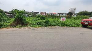 For SaleLandChengwatana, Muangthong : Land for sale 378 sq.w., Soi Chaengwattana 14.