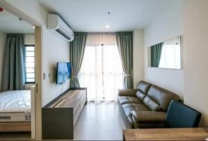 For RentCondoRama9, RCA, Petchaburi : For rent, Rhythm Asoke 2, near MRT Phetchaburi, fully furnished, ready to move in.