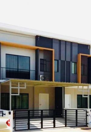 เช่าบ้านพัฒนาการ ศรีนครินทร์ : ปล่อยเช่าบ้าน เดอะคอนเนก พัฒนาการ 44