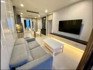 เช่าคอนโดวิทยุ ชิดลม หลังสวน : Noble Ploenchit for rent on 48 floor 70sqm 2 bedrooms 1 bathroom connected with BTS ploenchit