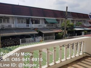 For RentTownhouseSapankwai,Jatujak : Townhouse for rent, 2 storey, Pradiphat Soi 15 with 3 air conditioners.