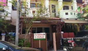 For SaleTownhouseBangbuathong, Sainoi : Townhouse for sale Siriwan Chuanchom Rd., Bang Kruai-Sai Noi Road, Bang Bua Thong, Nonthaburi