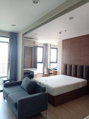 For RentCondoSiam Paragon ,Chulalongkorn,Samyan : Condo for rent, Ideo Q Chula-Samyan, Building N 34 sqm. near MRT Samyan