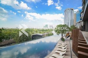 For SaleCondoSapankwai,Jatujak : Best Price!! The Line Jatujak-Mochit @6.028 MB - Fully furnished New Room Condo for Sale Near BTS Mo Chit